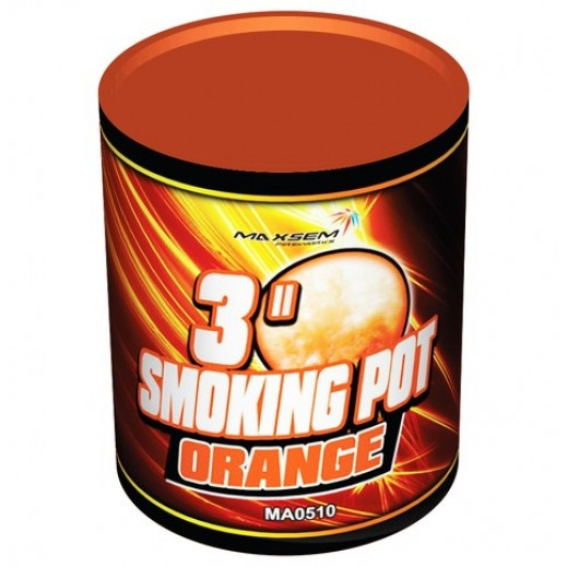 MA0510 SMOKING ORANGE
